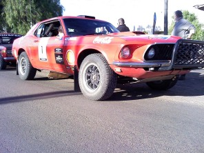 Car 1 Ivanhoe