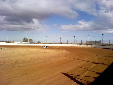 SS21 Broken Hill Speedway