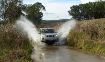 Nissan X-Trail, on a 2009 Classic Outback Trial event survey.