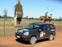 """Nissan X-Trail during an event survey on the 2009 COT. This is at """"Utes in the Paddock"""" in Ootha, NSW."""