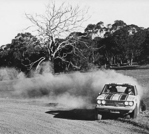 Ian Smith and Jim Maude, Datsun 1600