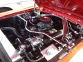 Briggs' Mustang - under the bonnet.