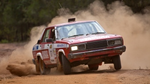 2nd OR: Trevor Stilling and John Paine, 1980 Datsun Stanza