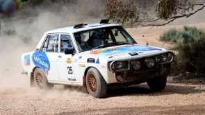 3rd OR: Gary Williamson and Peter Batt, 1968 Datsun 1600
