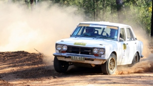 1st OR: Terry Naish and Ross Runnalls, 1970 Datsun 1600