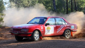 3rd OR: Michael Pinkham and Tom Flegl, 1982 Holden Commodore