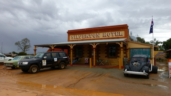 Day 5 will be short, ending at the Silverton Hotel.