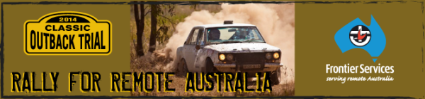 Rally for remote Australia banner