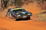Michael and Justin Coates in Mt Tilga, SS6