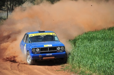 Cuthbert/Runnalls in SS9, Wonganong