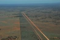 The Ivanhoe-Menindee road