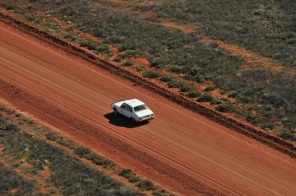 Taylor/Taylor transporting down the Menindee road