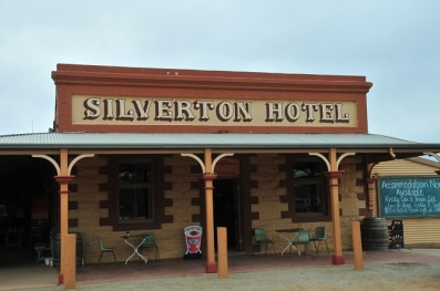 Lunch at the Silverton Hotel