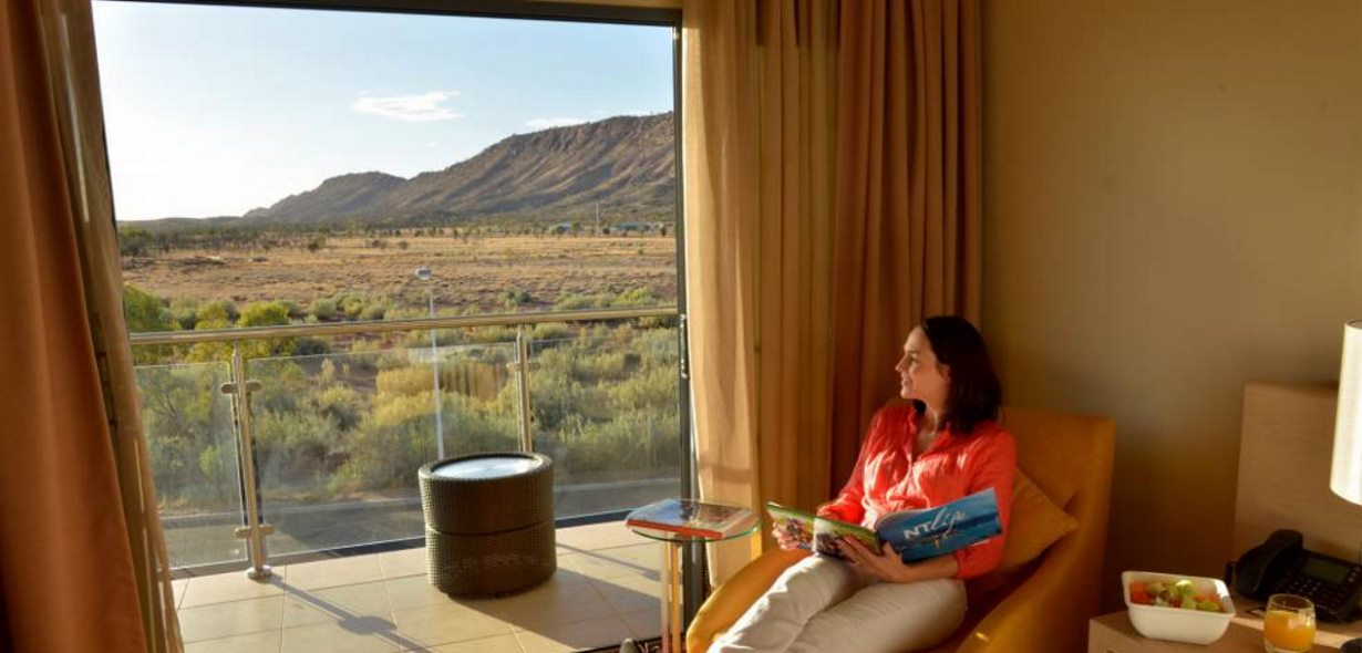 Lasseters Hotel accommodation