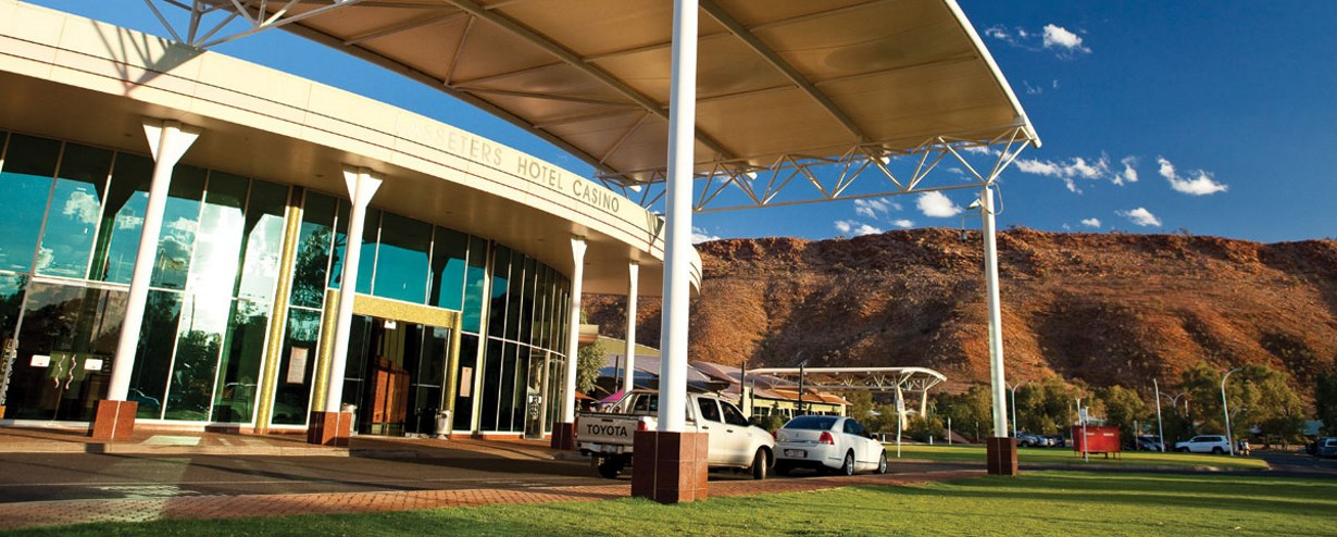 Lasseters Casino, Alice Springs