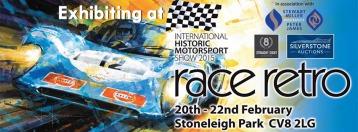 Race Retro promo banner