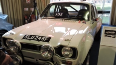 Mark 1 Escort rally car