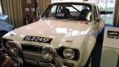 Mark 1 Escort rally car