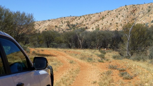 Winneke Goldfields area