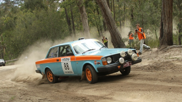 The 2013 Alpine Rally