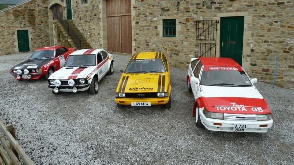 The Midgley Motorsport collection for Goodwood
