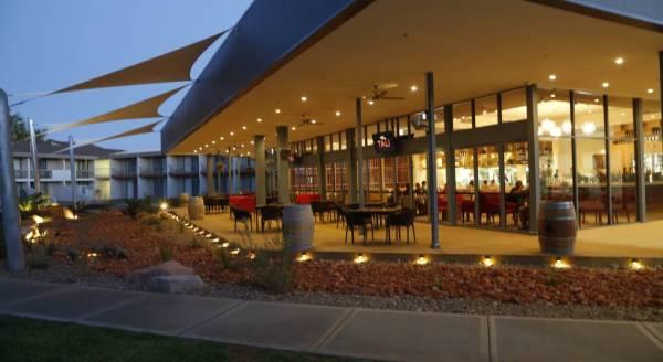 Tali restaurant, Lasseters.