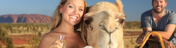 Uluru Camel Tours...