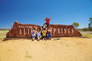 Welcome to Alice Spings!
