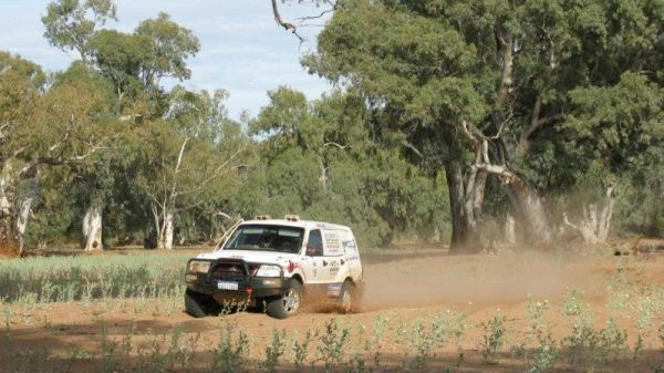 Muldrew/Earle, Mitsubishi Pajero