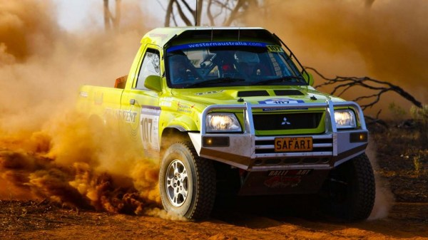 2010 Australian Safari. pic by Offroad Images 2010
