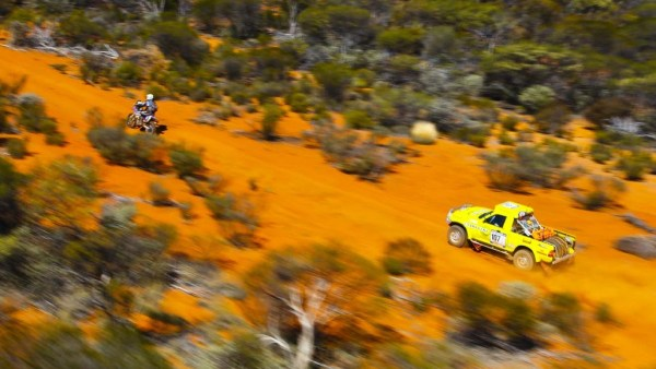 2010 Australian Safari - pic by Offroad images
