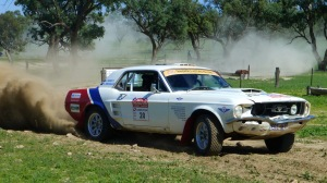 Richard Bennett and Matt Wallace, SS11 Coombah, 2014 Sydney to London