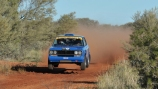 Neil Cuthbert and Sue Evans, Datsun 200B
