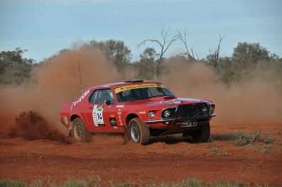 Michael Arundel and Simon Healey, Ford Mustang
