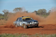 Tim and Bruce Shepherd, Peugeot 504 GTi