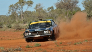 Michael and Justin Coates, Leyland P76 V8