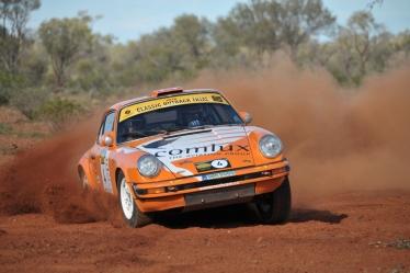 Joseph and Yves Huber, Porsche 911SC