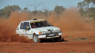 Graham Wallis and Brian Ward, Peugeot 205