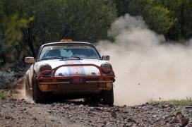 James Calvert-Jones and Ben Hardy, Porsche 911 Carrera