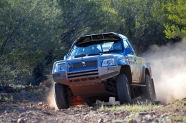 Warren Denham and Aaron Topliff, Mitsubishi Triton