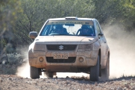 COT16 2nd Modern: Bill Monkhouse and Andrew Booker, 2006 Suzuki Vitara