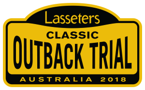 Lasseters Classic Outback Trial logo