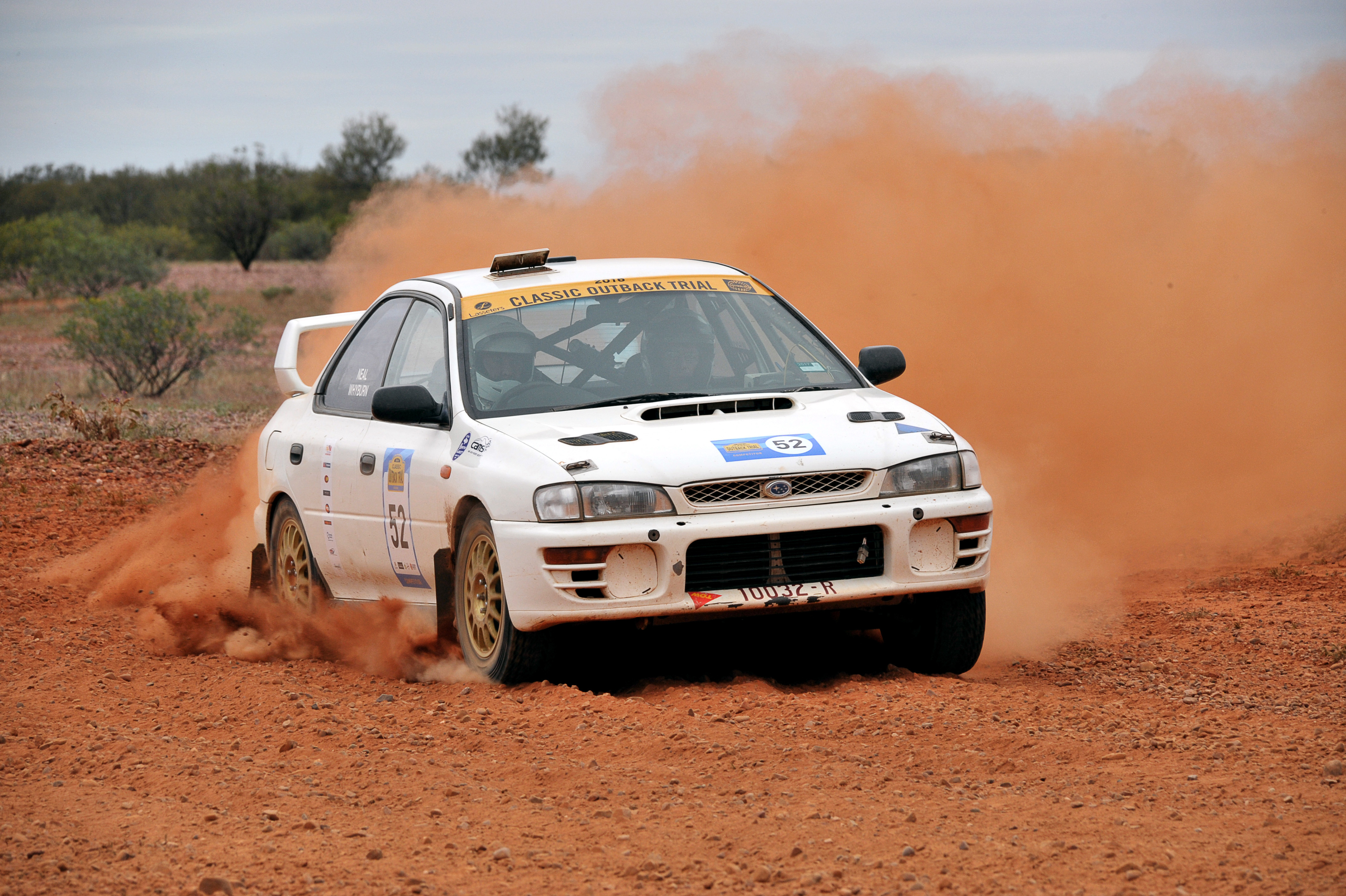 Media | Lasseters Classic Outback Trial