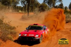 Mark Pickering/Dave Boddy - Datsun 240Z
