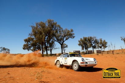 Joost Van Cauwenberge/Jacques Castelein - Porsche 911