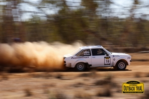 David Hills/Ben Richards - Ford Escort RS1800