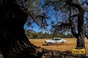 Michael Ward/John Fraser - Toyota Corolla