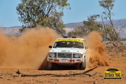 John Henderson/Jeff West - Volvo 144