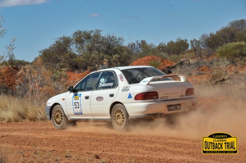 Peter Sweeney/Dan Murphy - Subaru Impreza