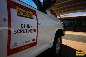 Chief scrutineer.